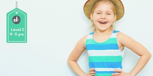 Confident Kids Program - Level 2 (9-11 years)