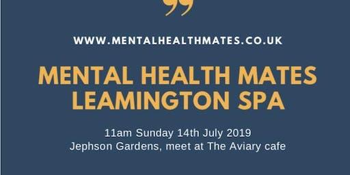 Mental Health Mates Leamington Spa Walk & Talk