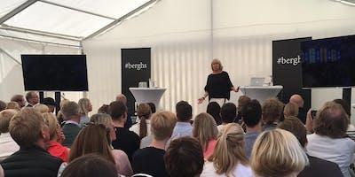 Berghs i Almedalen: Ett ökat behov av kreativa lösningar i samhället - vad krävs för att lyckas?