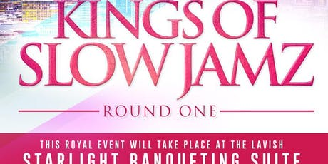 The Kings of Slow Jamz tickets