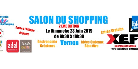 Salon du Shopping 2ème Edition billets