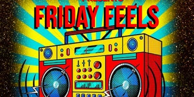 Friday Feels with Funk,Soul, Disco, House, Indie,