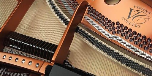 """""""Piano A Deux"""" - Linda Ang and Robert Stooley"""