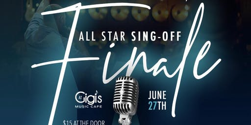 ALL-STAR SING OFF FINALE