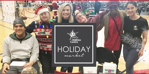Vendors - Abilities Centre Holiday Market 2019