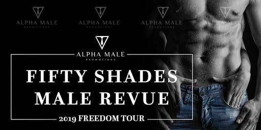 Fifty Shades Male Revue Venice
