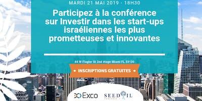 Investir dans les start-ups israéliennes les plus prometteuses et innovantes
