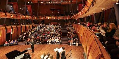 Danbury Concert Association presents Daedalus Quartet