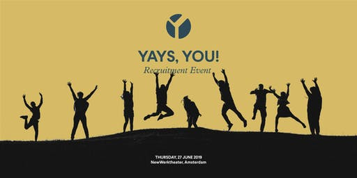 Yays, You! Recruitment Event