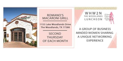 WHW2N - Luncheon - The Woodlands