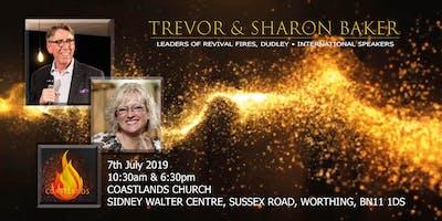 Trevor & Sharon Baker