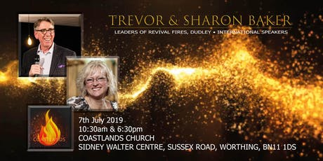 Trevor & Sharon Baker tickets