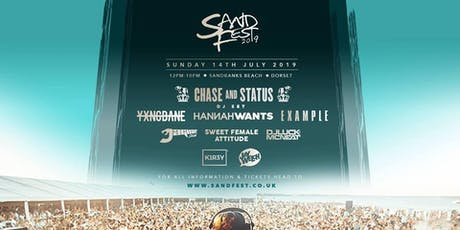 SANDFEST 2019 tickets