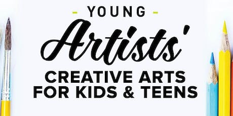 Young Artists' Creative Arts Open Studio Sessions tickets