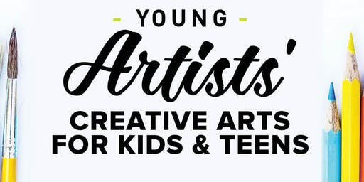 Young Artists' Creative Arts Open Studio Sessions