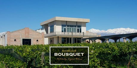 A Taste of Argentina with Domaine Bousquet on the patio in Epping, NH tickets