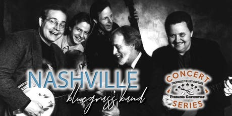 Nashville Bluegrass Band - Tennessee Valley Old Time Fiddlers Concert Series  tickets