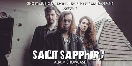 Saint Sapphire Album Showcase @ Voodoo Belfast tickets