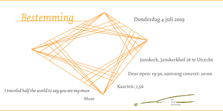 Kooruitvoering: Bestemming tickets