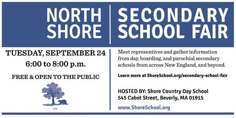 North Shore Secondary School Fair tickets