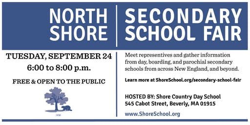 North Shore Secondary School Fair