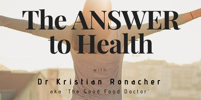The ANSWER to Health - Presentation Event