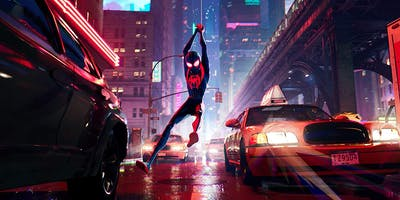 Spiderman: Into the Spider Verse (Family Film)