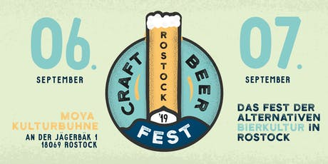 Craft Beer Fest Rostock 2019 Tickets