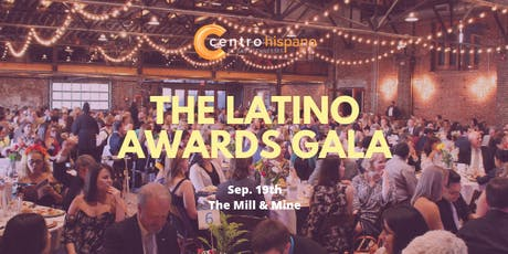 The 2019 Latino Awards Gala  tickets