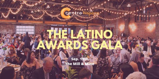 The 2019 Latino Awards Gala