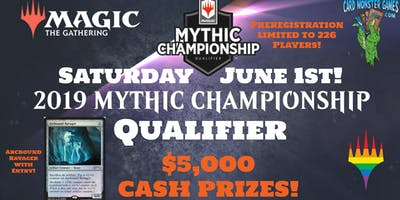 $5,000 Mythic Championship Qualifier in Knoxville, TN