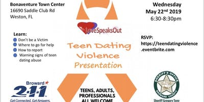 Teen Dating Violence Presentation