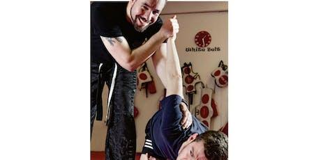 Leeds LGBT+ Sport Fringe Festival - Kickboxing with Steve Frost tickets