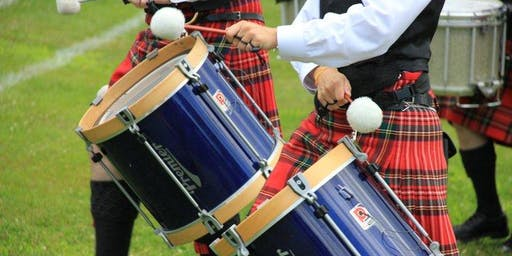 95th Connecticut Round Hill Highland Games Pipe Band Registration