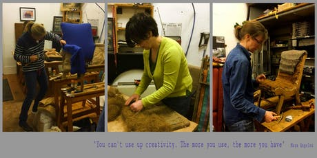 One Day Upholstery Course - Bristol tickets