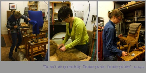 One Day Upholstery Course - Bristol