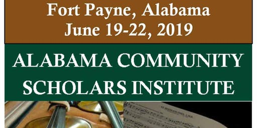 Alabama Community Scholars Institute:  Sounds of Appalachia
