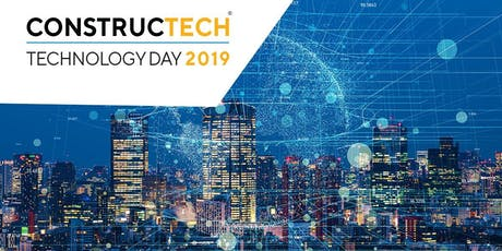 Constructech's Technology Days 2019 tickets