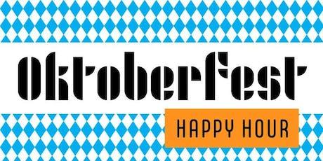Oktoberfest with IABC, MIMA & PRSA tickets