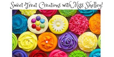 Kids Sweet Treat Creations Camp: Unicorns, Dragons, & Mermaids!