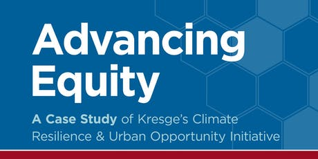 Advancing Equity: A Case Study tickets