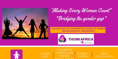 Unleashing The Exponential Power of Women Entrepreneurs Conference!