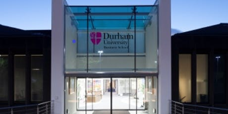 Durham University Business School - Corporate Connections Event tickets