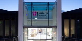 Durham University Business School - Corporate Connections Event