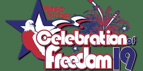 Celebration of Freedom tickets