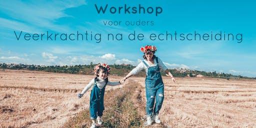 Workshop: Veerkrachtig na de echtscheiding 28 juli