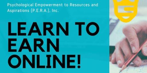 Learn to Earn Online (LEO)