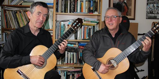 400 Years of the Guitar - A Talk and Recital by Tony Dodds & Colin Thompson