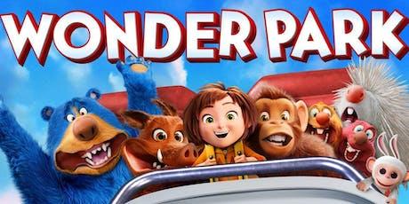 Outdoor Movie Night: Wonder Park tickets