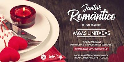 Jantar Romântico Love Life